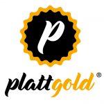 plattgold