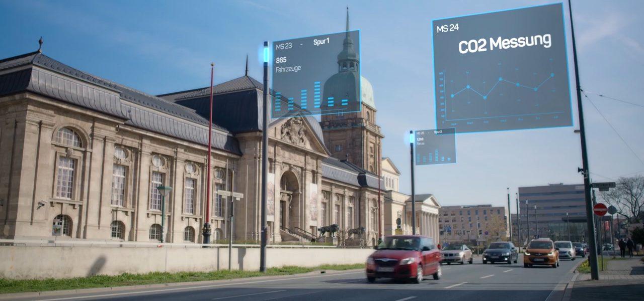Header Bild Spitze bleibt spitze! Die Digitalstadt Darmstadt weiterhin im Smart City Index unter den Top 5