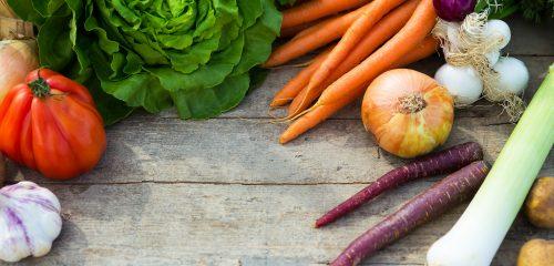 Die Gemüsekiste: 5 % Rabatt