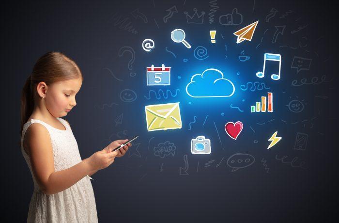 Digitale Medien: Sie gehören zum Alltag, auch bei Kindern und Jugendlichen