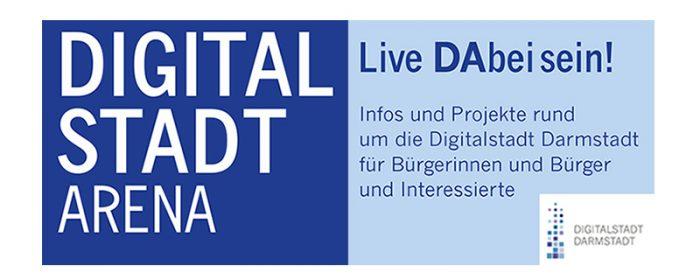 Digitalstadt-ARENA im darmstadtium