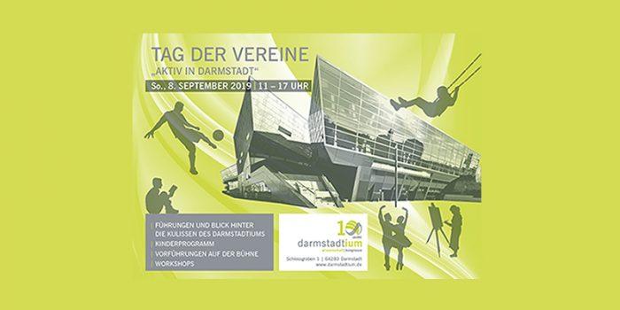 darmstadtium: Tag der Vereine