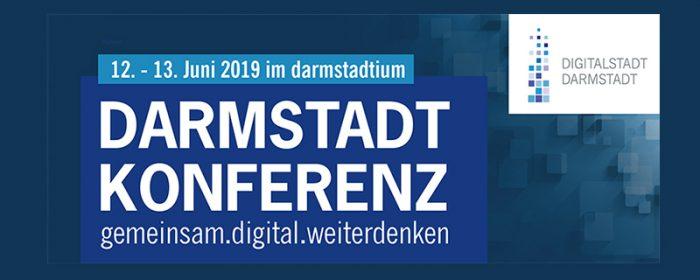 Darmstadt Konferenz – Fachkonferenz der Digitalstadt Darmstadt mit Bürgerabend