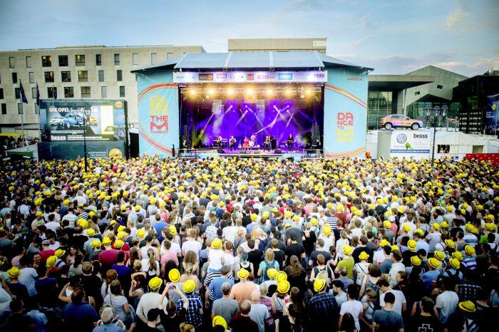 Gewinnspiel: VIP-Tickets für das Schlossgrabenfest