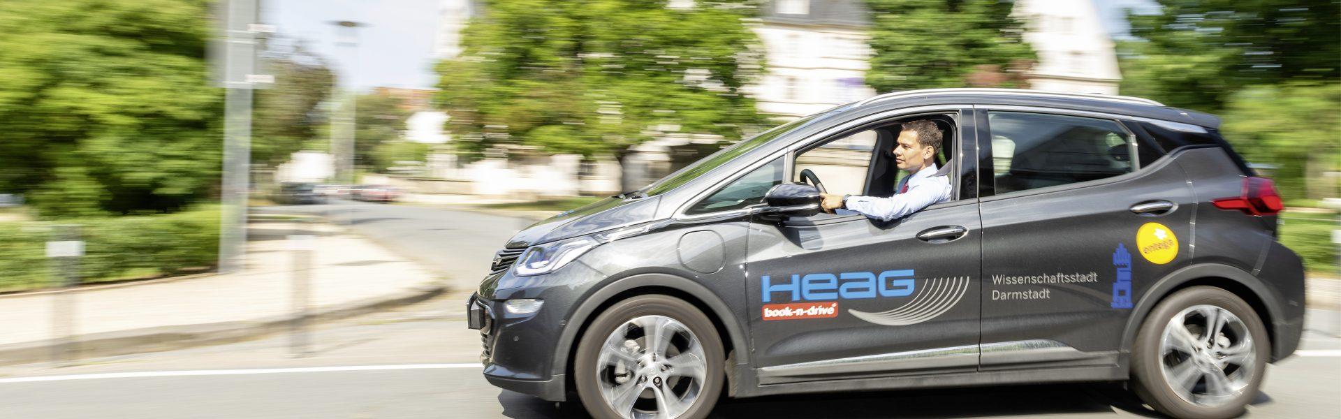 Header Bild Carsharing im Städtevergleich: Darmstadt belegt bundesweit Platz 9