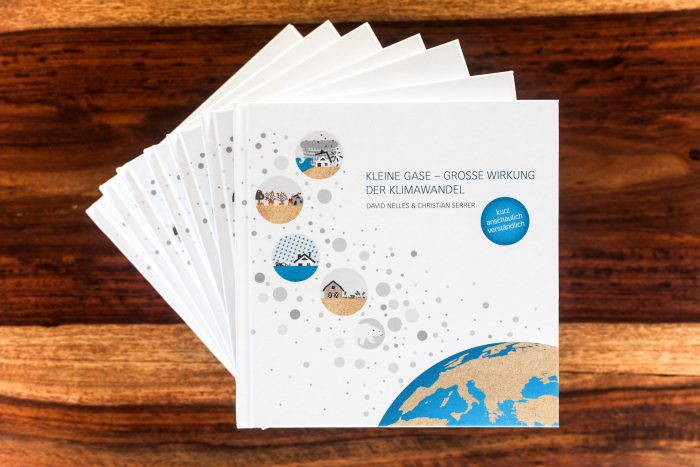 Kleine Gase – Große Wirkung: Kapitel 2 Die möglichen Ursachen des Klimawandels