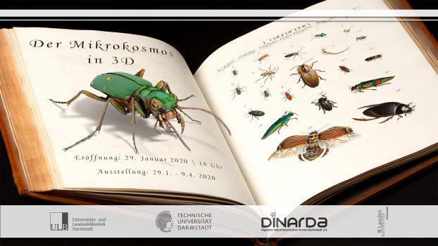 """Insekten-Ausstellung """"Der Mikrokosmos in 3D"""""""