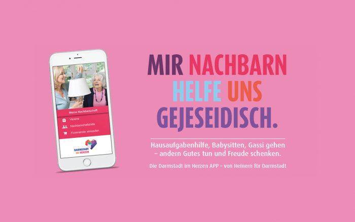 Darmstadt im Herzen App