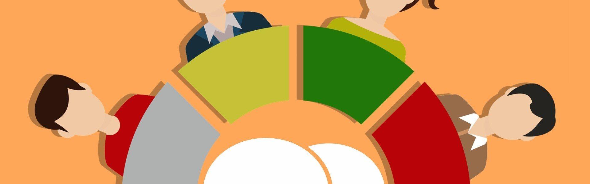 Header Bild Runder Tisch für Vereine