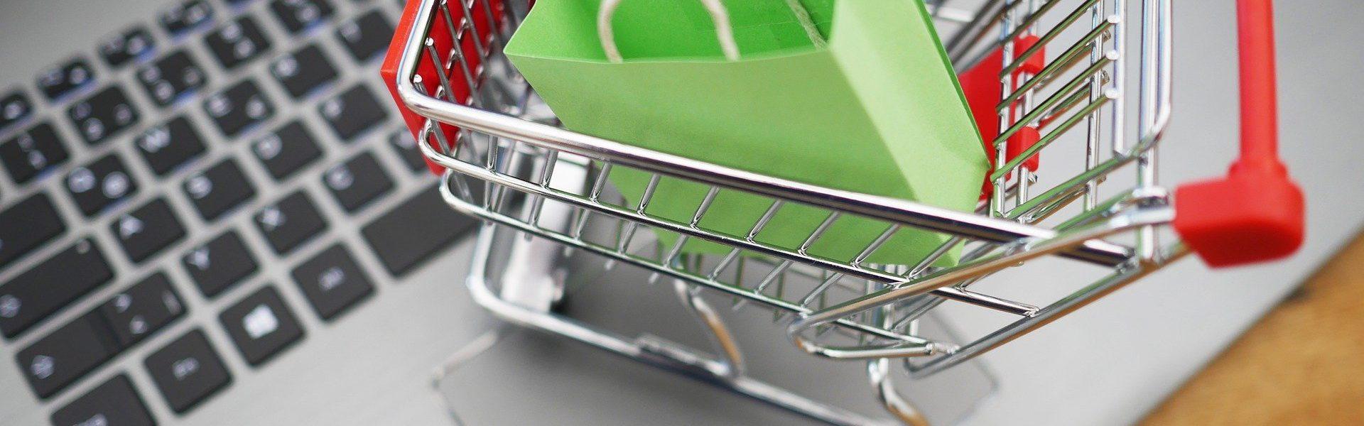 Header Bild Digitales Schaufenster sammelt lokale Geschäfte mit Online-Shop