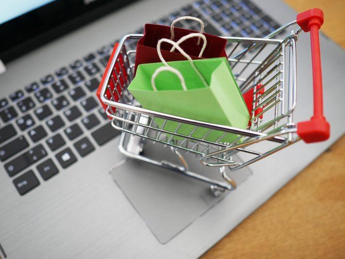 Digitales Schaufenster sammelt lokale Geschäfte mit Online-Shop