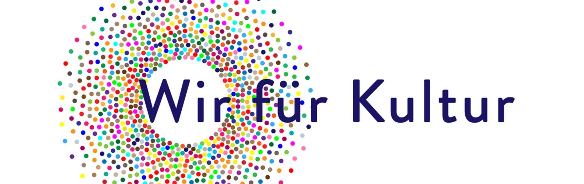 """Header Bild Spendenaktion """"Wir für Kultur"""""""