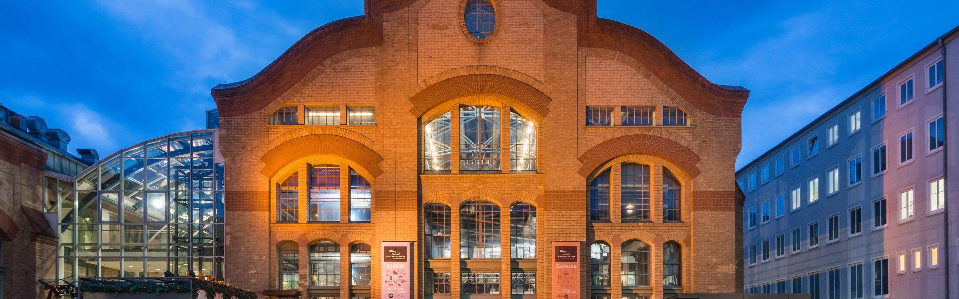 Header Bild Von 0 auf 100 – endlich wieder öffentliche Kultur in der Centralstation