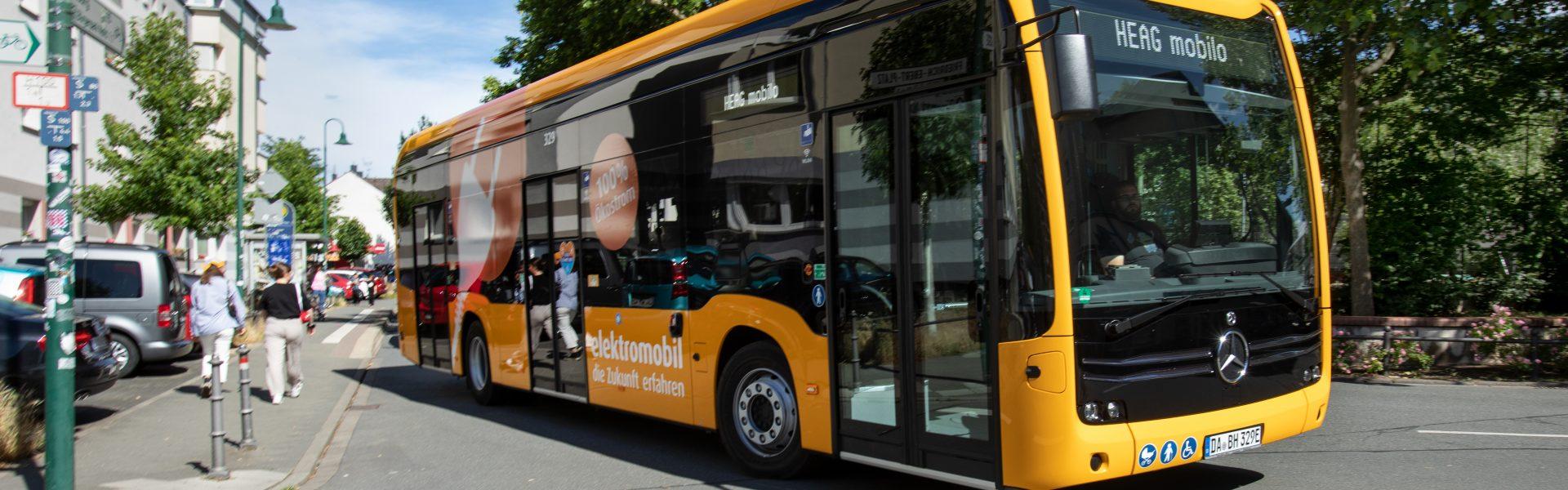 Header Bild Buslinie K bindet ab 19. April Konversionsflächen im Westen an