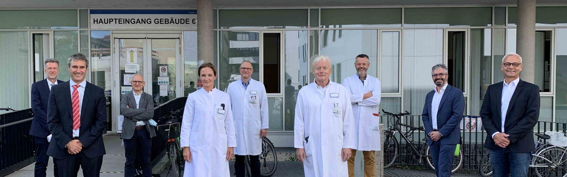 Header Bild Spezialisierte Patientenversorgung dank überregionaler Zusammenarbeit