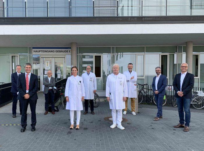 Spezialisierte Patientenversorgung dank überregionaler Zusammenarbeit