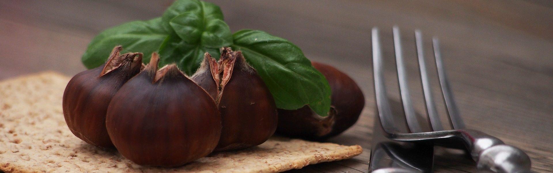 Header Bild Rezepttipp von der Gemüsekiste: Rotkohl mit Kastanien