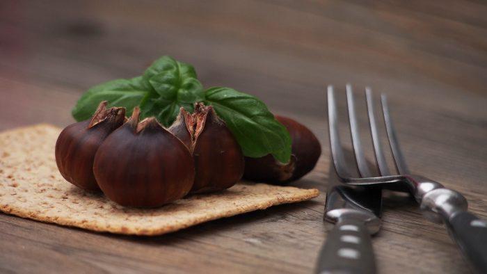 Rezepttipp von der Gemüsekiste: Rotkohl mit Kastanien