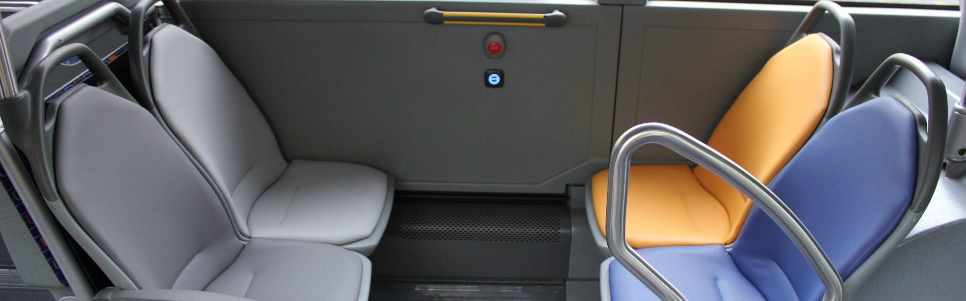Header Bild HEAG mobiBus testet neue Sitzbezüge in Bussen