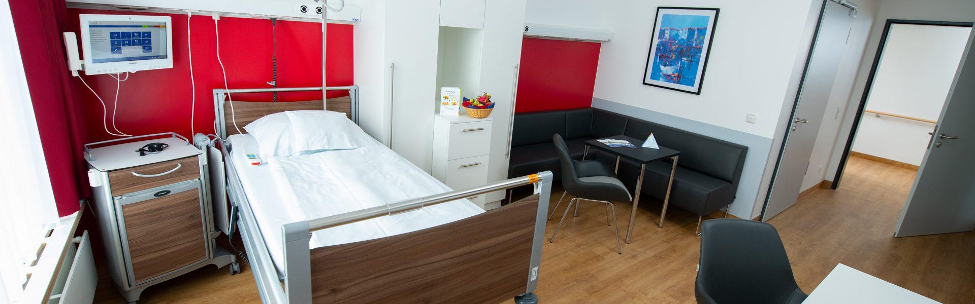 Header Bild Kliniken und Bereiche beziehen Zentralen Neubau