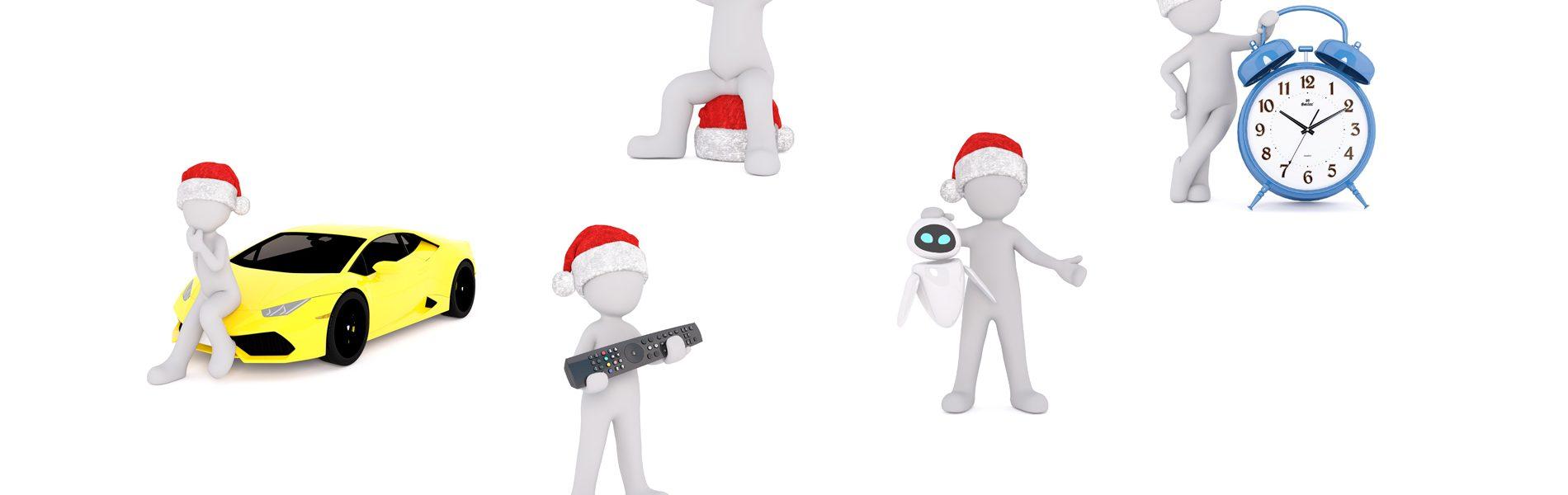 Header Bild Elektronik-Geschenke zu Weihnachten? Verschenke den Akku besser gleich mit