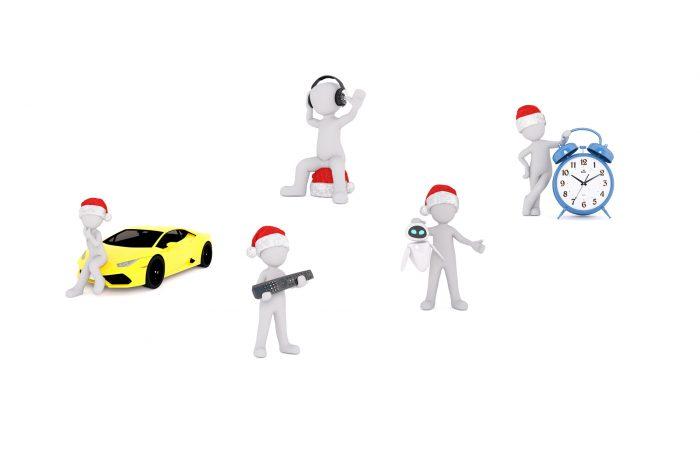 Elektronik-Geschenke zu Weihnachten? Verschenke den Akku besser gleich mit