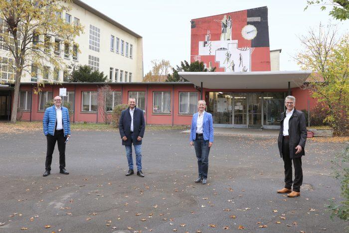 Wilhelm-Leuschner-Schule ist HEAG-Patenschule im Schuljahr 2020/2021