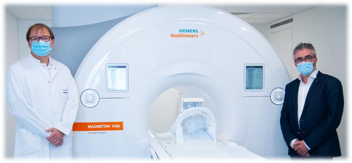 Klinikum nimmt neues MRT-Gerät in Betrieb
