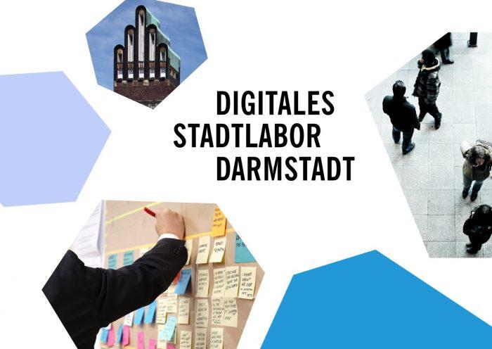 Das Digitale Stadtlabor der Digitalstadt Darmstadt startet