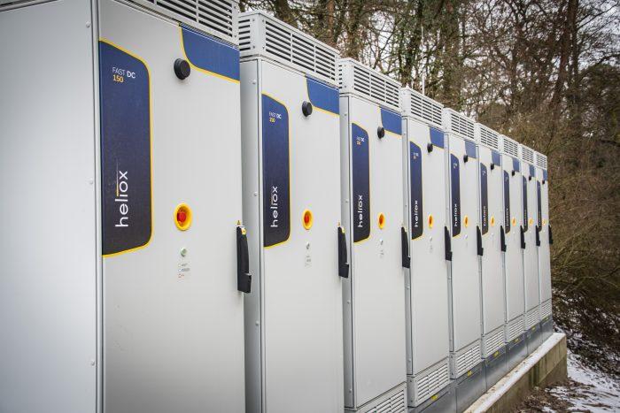 Wichtiger Meilenstein für die Elektrifizierung der Busflotte