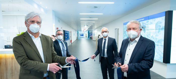 Eröffnungsfeier Zentraler Neubau