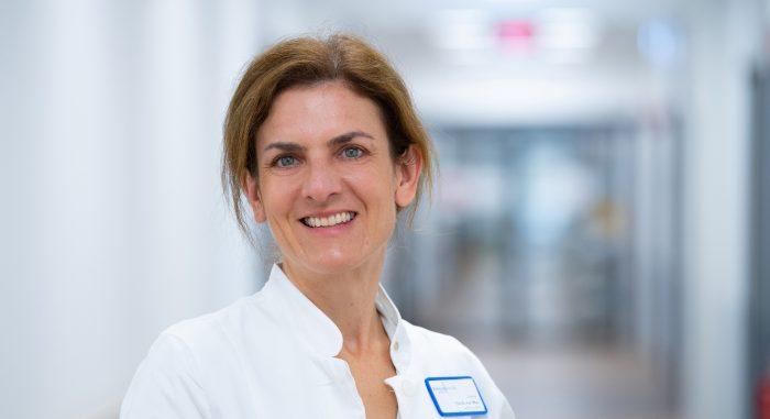 """Dr. Maike Manz ist die neue Vorsitzende der Sektion """"Klassische Geburtshilfe"""""""
