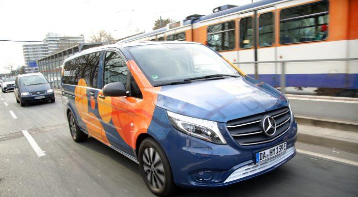 HeinerLiner fährt auch nach Wixhausen und Eberstadt