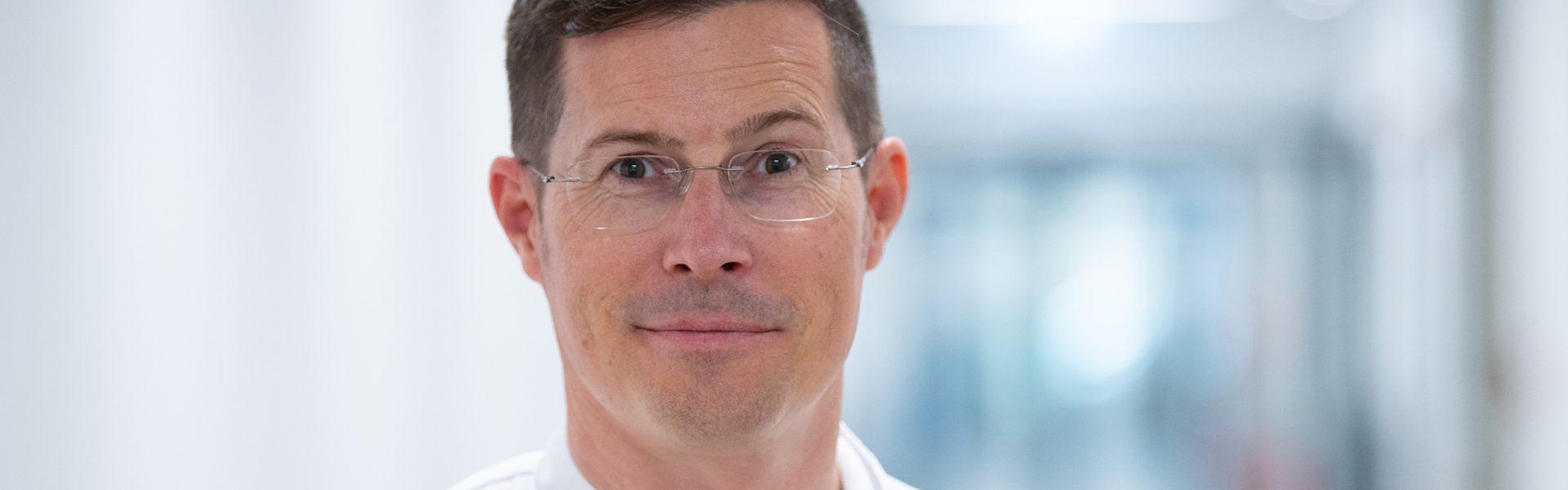 Header Bild PD Dr. Jörg Herold ist neuer Direktor der Klinik für Angiologie