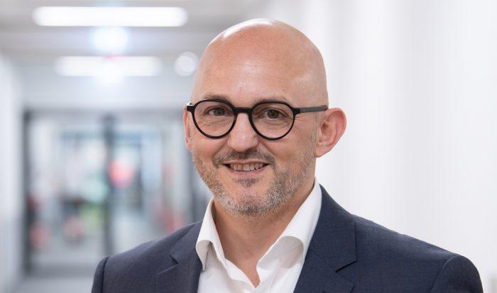 Michele Tarquinio Espadas ist neuer Pflegedirektor des Klinikums Darmstadt
