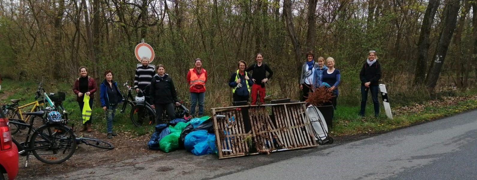 Header Bild Clean Up Darmstadt – Ein Interview mit Gründerin Melanie Kerth