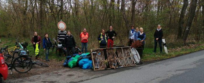 Clean Up Darmstadt – Ein Interview mit Gründerin Melanie Kerth