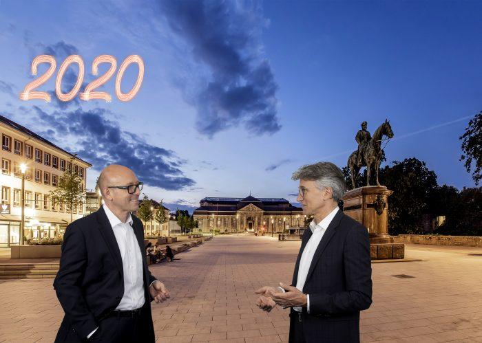 HEAG-Geschäftsjahr 2020: Stabile Stadtwirtschaft trägt durch Krisenzeit
