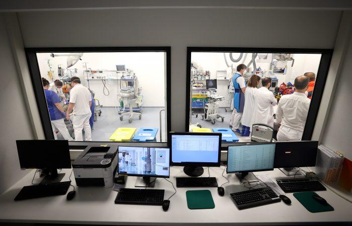 Neue Klinik im Klinikum Darmstadt: Klinik für Akut- und Notfallmedizin